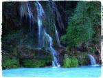 Ηλεία. Φαράγγια Νεμούτας, Χαρατσαρίου και Άμπουλα. Καταρράκτες. Ποταμός Ερύμανθος ποταμού